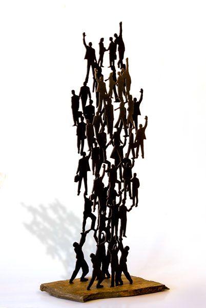 Pin On Metal Sculptures