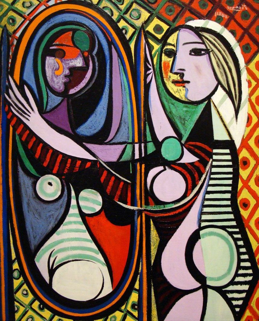 Sessel Modern Vampires Pablo Picasso Abstract Paintings Most Famous Abstract Art