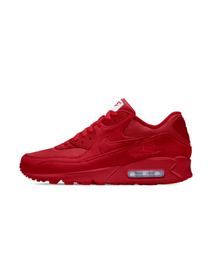 Nike Air Max 90 Essential University Red October Mens Style