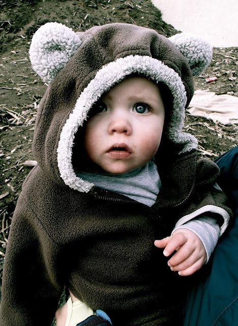 Van the little bear.