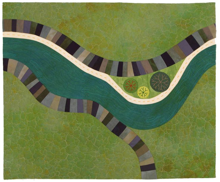 Lisa Flowers Ross NE 10.3 - textile artist