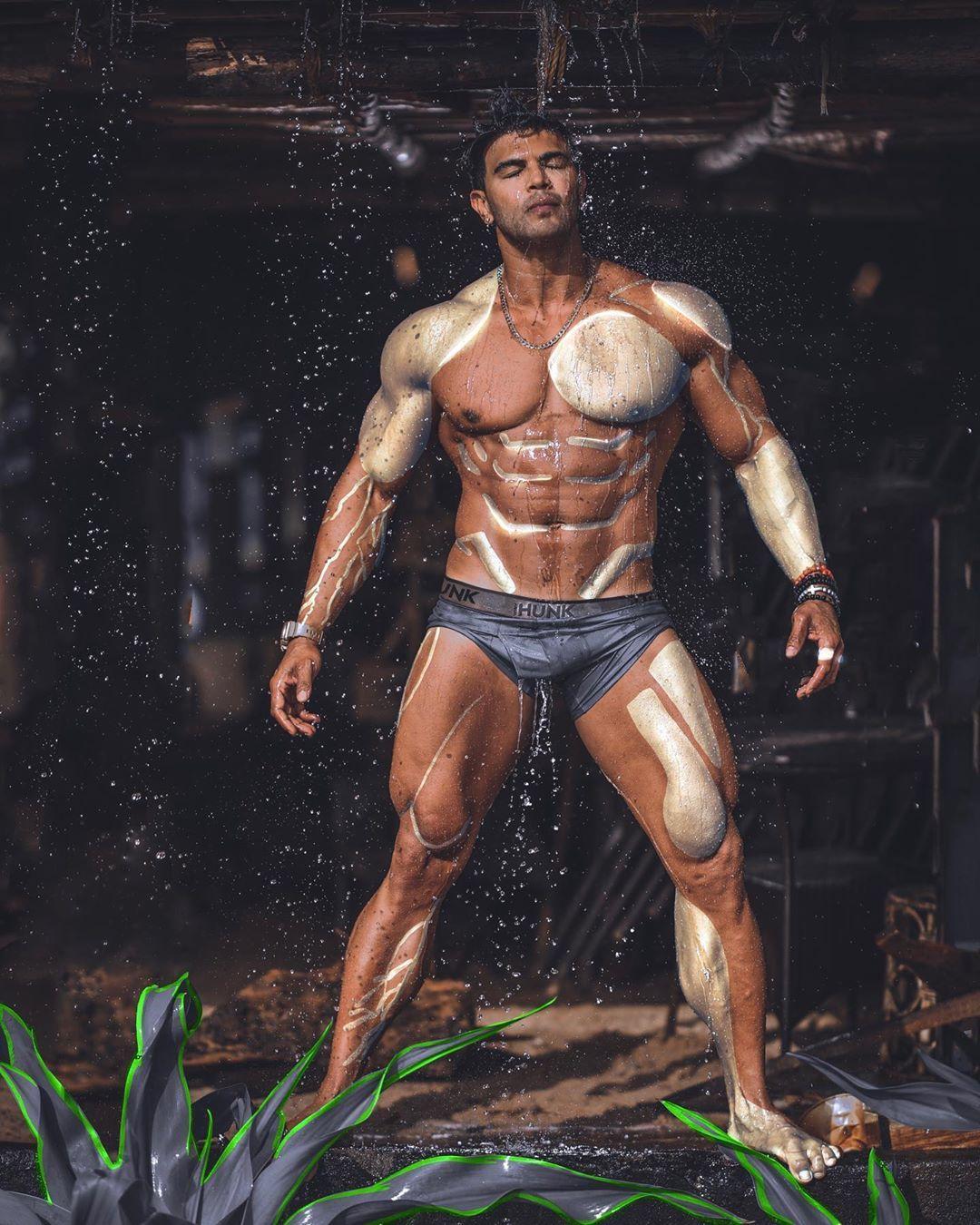 Sahil Khan Wife Indian Bodybuilder Fitness Daily Workout Sahil khan, sahil karimkhan, s khan, sahilk khan. sahil khan wife indian bodybuilder