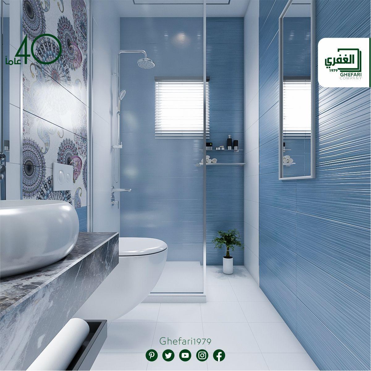كراميكا حوائط حمامات مطبخ اسباني الصنع مقاس 25x75 ديكور 25x75 للمزيد زورونا على موقع الشركة Https Www Ghefari Com Ar Bathtub Instagram Posts Bathroom