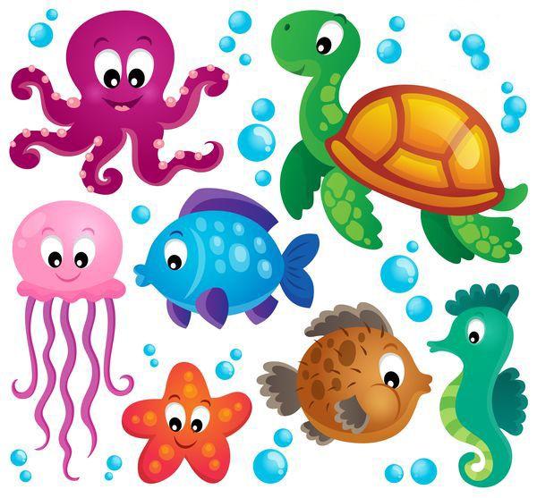 животное картинка для детей на прозрачном фоне