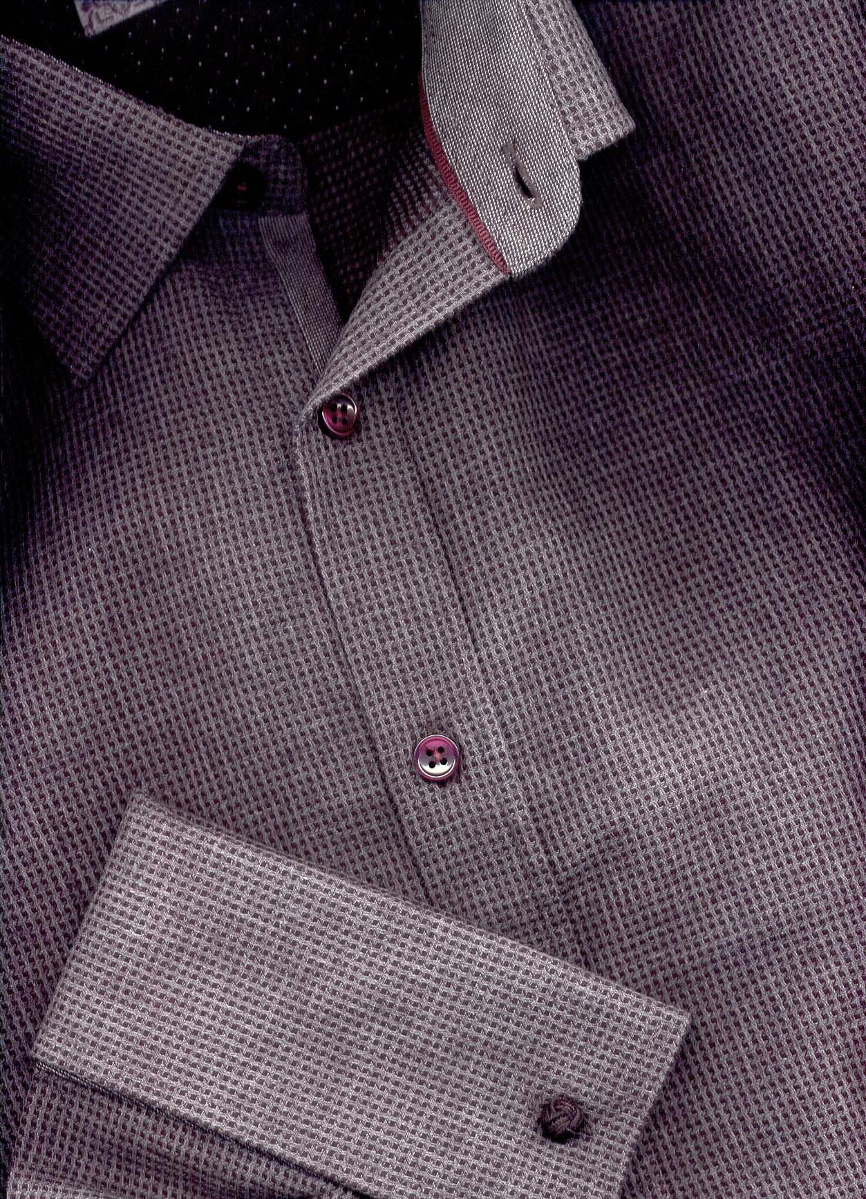Designer Men's French Cuff Shirts
