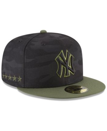New Era New York Yankees Memorial Day 59FIFTY Fitted Cap - Green 6 7 ... 0a6e7c4eabb9