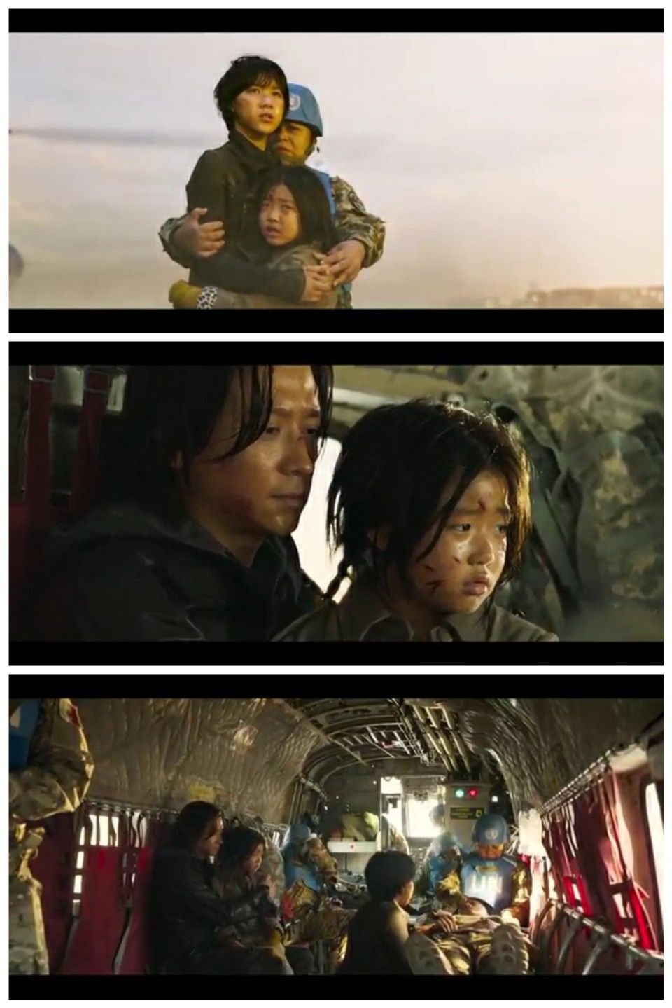 Peninsula Review Film Zombie Korea Standalone Train to