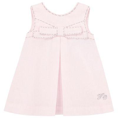 092ac4efe4730d Tartine et Chocolat - Light pink pinafore dress - 61837