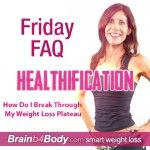 What came first the plateau with your effort or the plateau with your results??? #consistency  http://www.brainb4body.com/100-friday-faq-how-do-i-break-through-my-weight-loss-plateau/