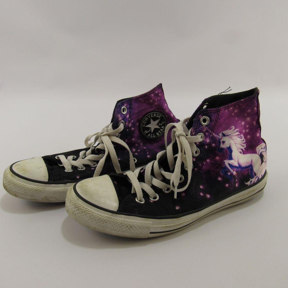Converse All Star Unicorn Shoes Size Men's 7 Women's 9