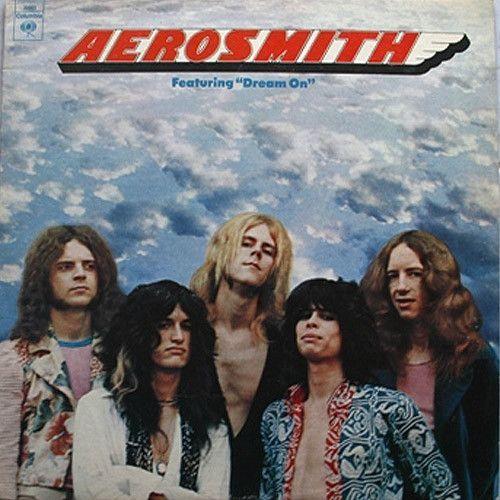 Aerosmith Vinyl Lp Albums I Possess Ed Classic Rock