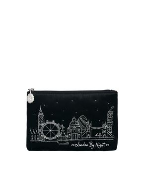 Lulu Guinness - London By Night - Trousse
