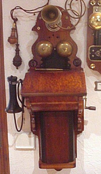 les telephones mobiles et muraux avant