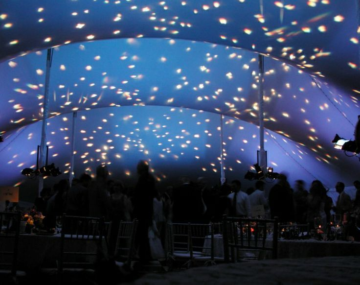 Party Stars Ceiling Google Search Wedding Lights Celestial