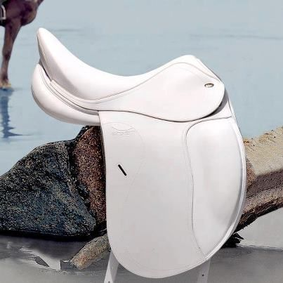 White english saddle  whoa what Love it but I would get