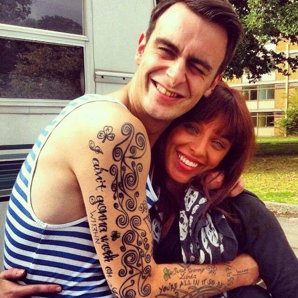 Tattoo Ideas Joe: Better Look Of Joe's Arm, And Generic Tattoo Placement