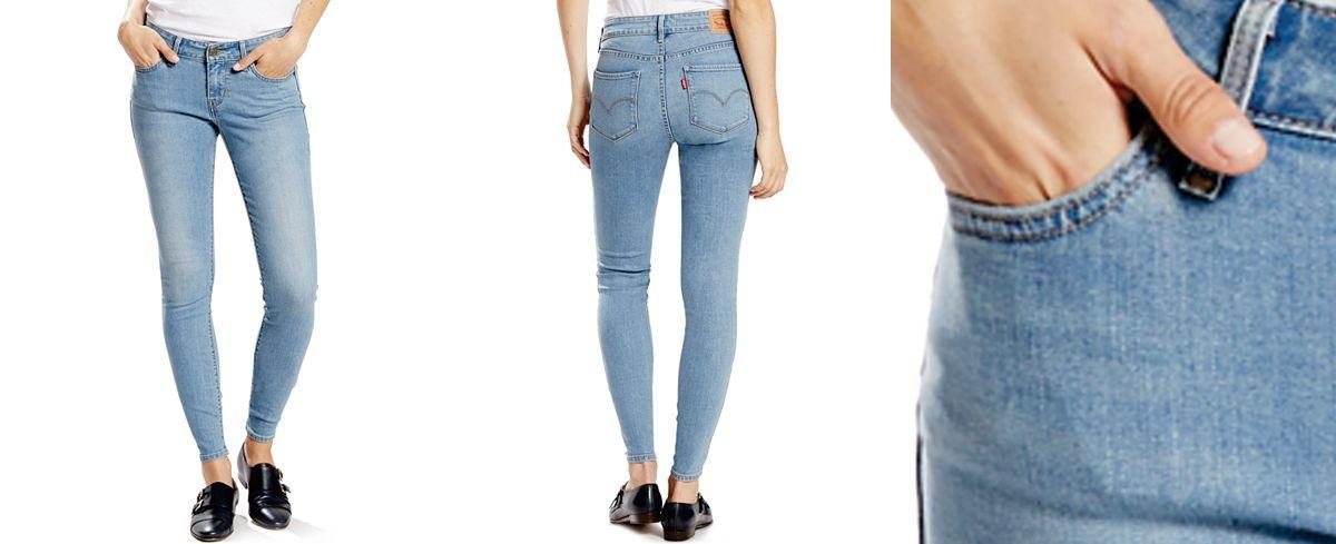 e412fc0f Levi's® 811 Curvy Skinny Jeans - Levi's Skinny Jeans - Women - Macy's