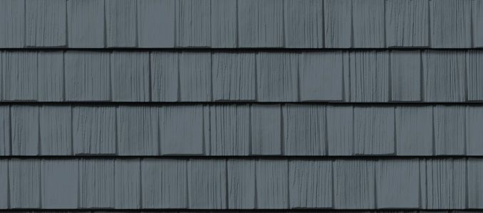 Northwoods Single 9 Staggered Rough Split Shakes Shake Shingle Siding Vinyl Siding Polymer Shakes Certainteed Ns House Inspiration Shingle Sidi