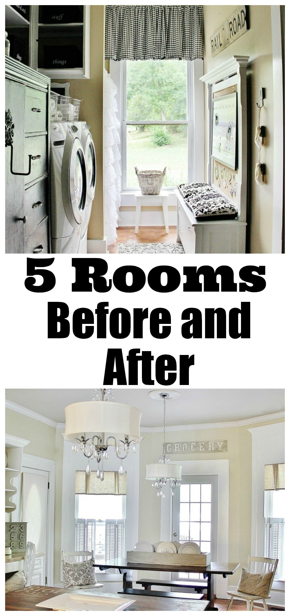 Five Before And After Room Makeovers Thistlewood Farm Home Decor Room Makeover Home #small #living #room #makeover #before #and #after