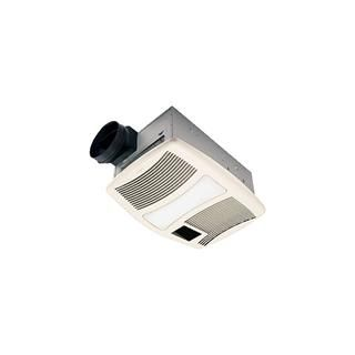 Check Out The Nutone Qtxn110hflt Ventilation Fan With Heater And Fluorescent Light Priced At 399 63 At Homeclic With Images Fluorescent Light Bathroom Fan Ventilation Fan