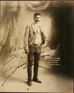 Emiliano Zapata - 1915, ck