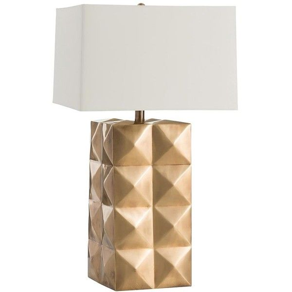 Shop the waylon regency antique brass table lamp and other table lamps at kathy kuo home