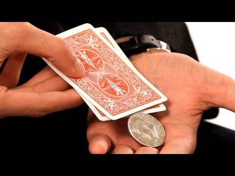 Magic Coin Tricks Revealed: Coin Production from Two Cards ...