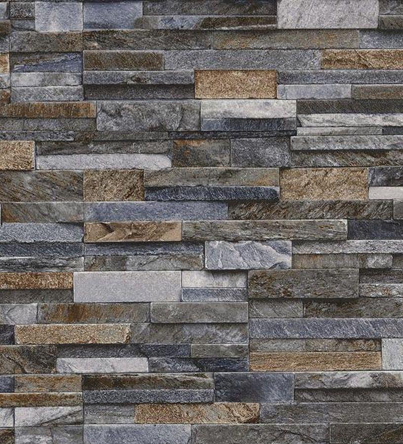Resultado de imagen para pintura tipo piedra paredes for Imitacion ladrillo para interiores