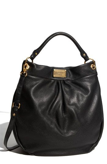 80d7cfc2cf1 MARC BY MARC JACOBS 'Classic Q - Huge Hillier' Hobo available at #Nordstrom