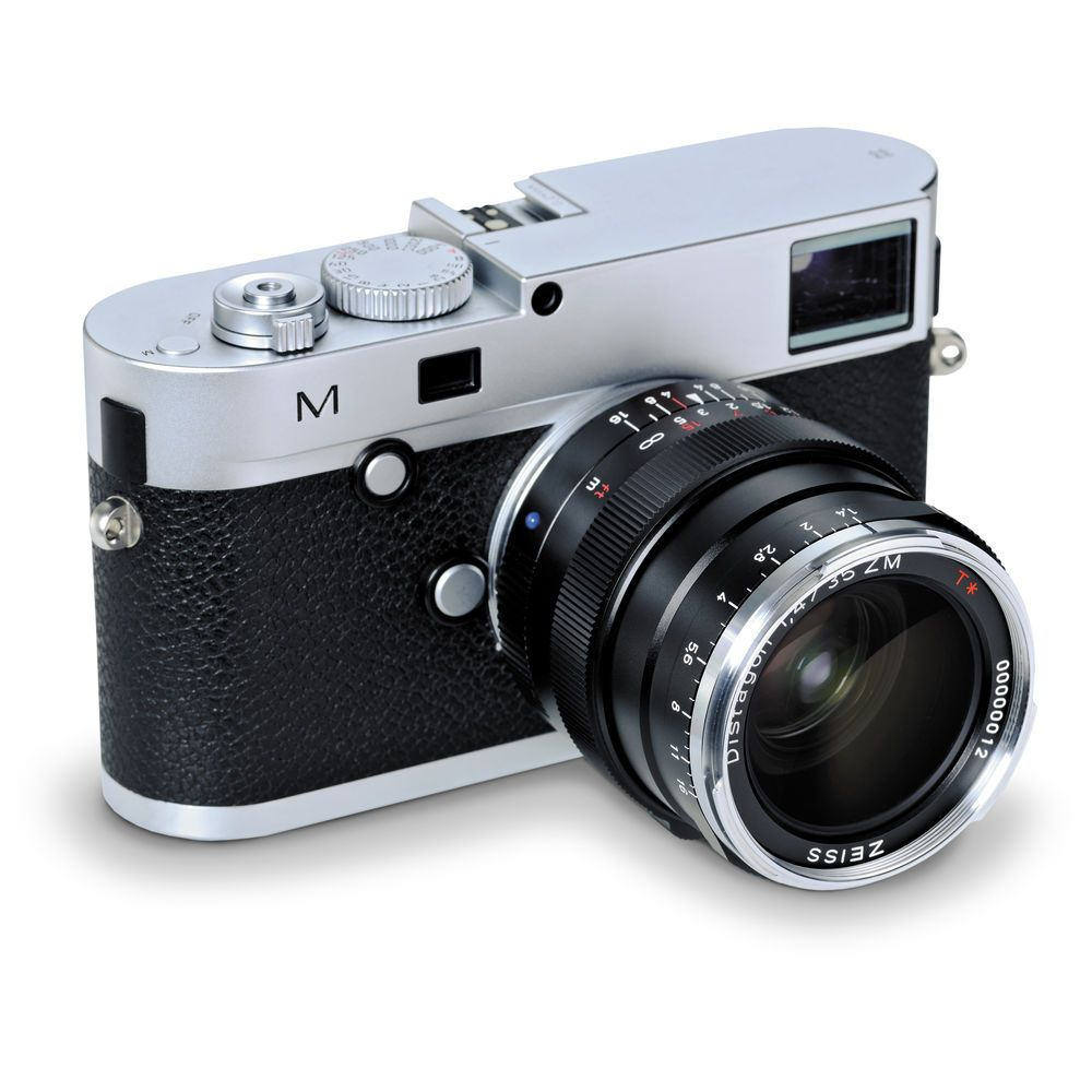 Distagon T* 35mm f/1 4 ZM Lens (Black) | Camera & Lens