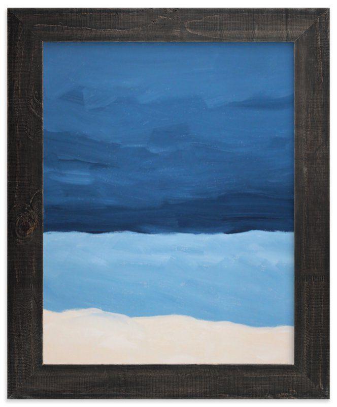 4032da92c20 Blue Horizon Art Print in 2019