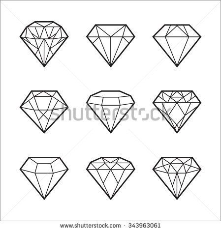Image result for diamond vector | My Style: Stuff I dig ...