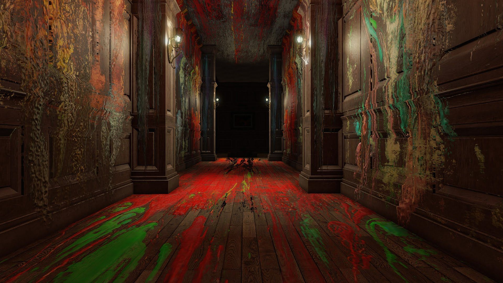 Top Five Best Games like Myst Layers of fear, Fear game