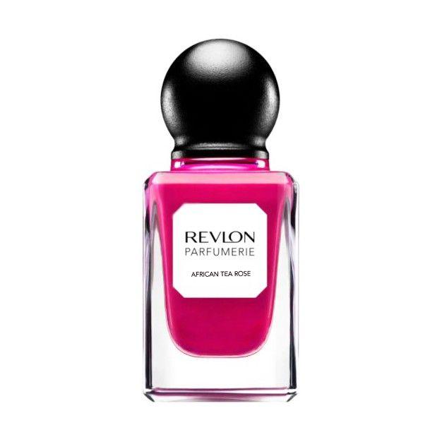 REVLON Parfumerie Scented Nail Polish - African Tea Rose 060 ...