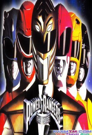 Bộ Phim : 5 Anh Em Siêu Nhân ( Mighty Morphin Power Rangers The Movie )