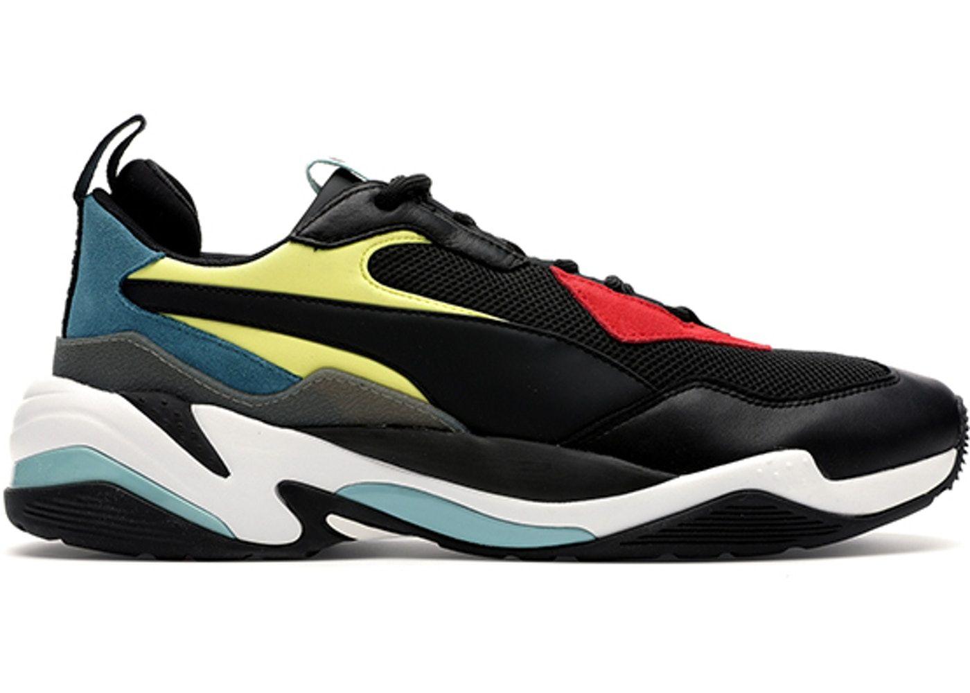 Puma Thunder Spectra Black | Sneakers