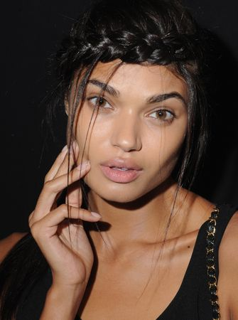 On The Runway: The Hottest Beauty Trends From NYFW | all ...