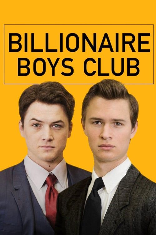 Billionaire Boys Club Stream