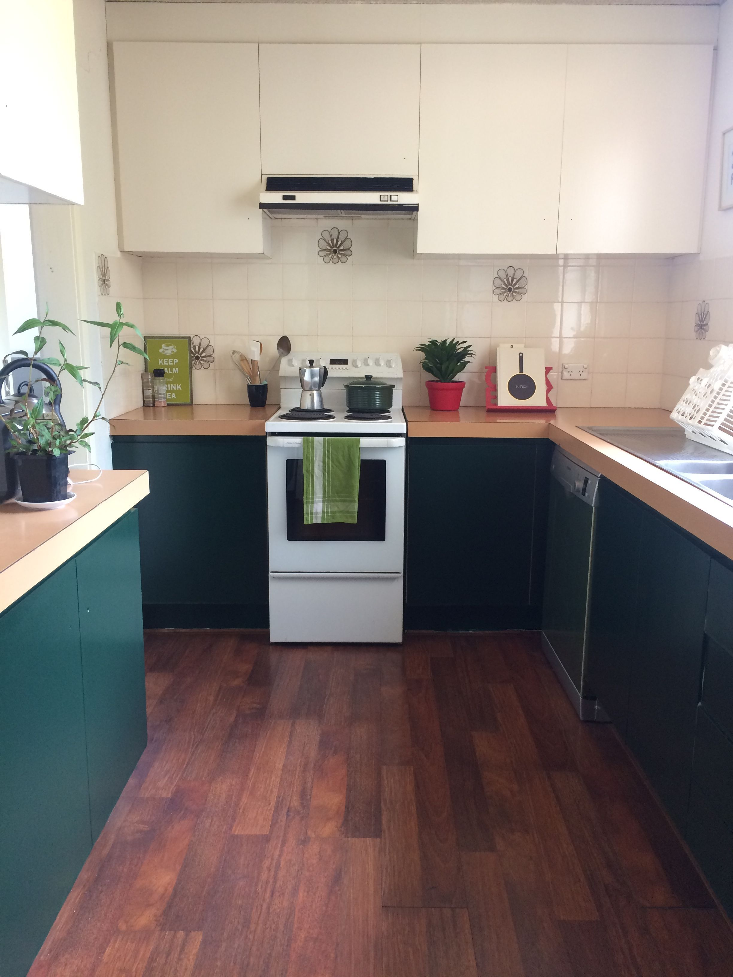 Before And After An Unbelievably Quick Kitchen Update