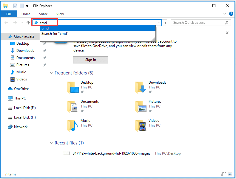 Command Prompt Windows 10: Tell Your Windows to Take Actions