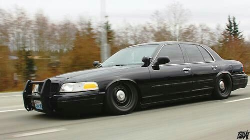 badass lowered crown vic slammed cars ford police victoria police badass lowered crown vic slammed cars