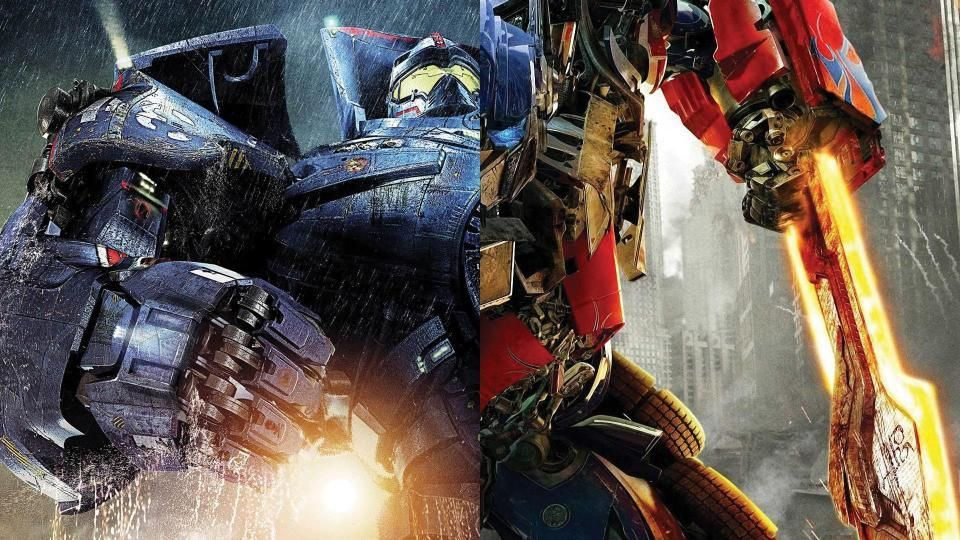 Pacific Rim vs Transformers  Have your say at www.vsbattles.com