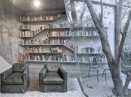 DIY wall shelf  10 creative unique ideas Justin Moneeyu0027s - bibliotecas modernas en casa