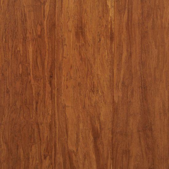 Strand Woven Bamboo Flooring Champagne   Bamboo Flooring ...