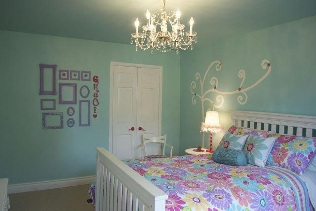 Teal Pink Girl Room S Purple And Ideas For Our New Home Pi Bedroom Girls Teenage Decor