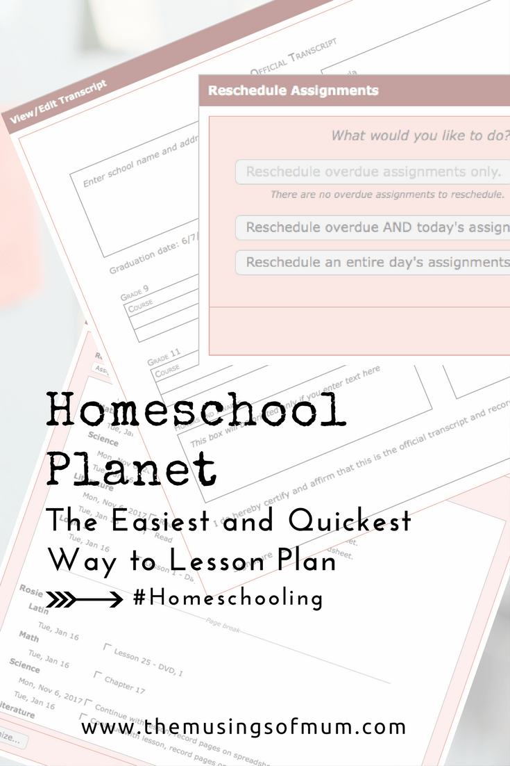 Homeschool planet the easiest and quickest way to lesson plan homeschool planet the easiest and quickest way to lesson plan solutioingenieria Image collections