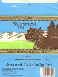 Szerencsi csoki / Boci csoki - retro gastro