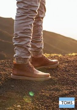 Travel the world in TOMS Chukka Boots.   For the Dudes   Pinterest ...