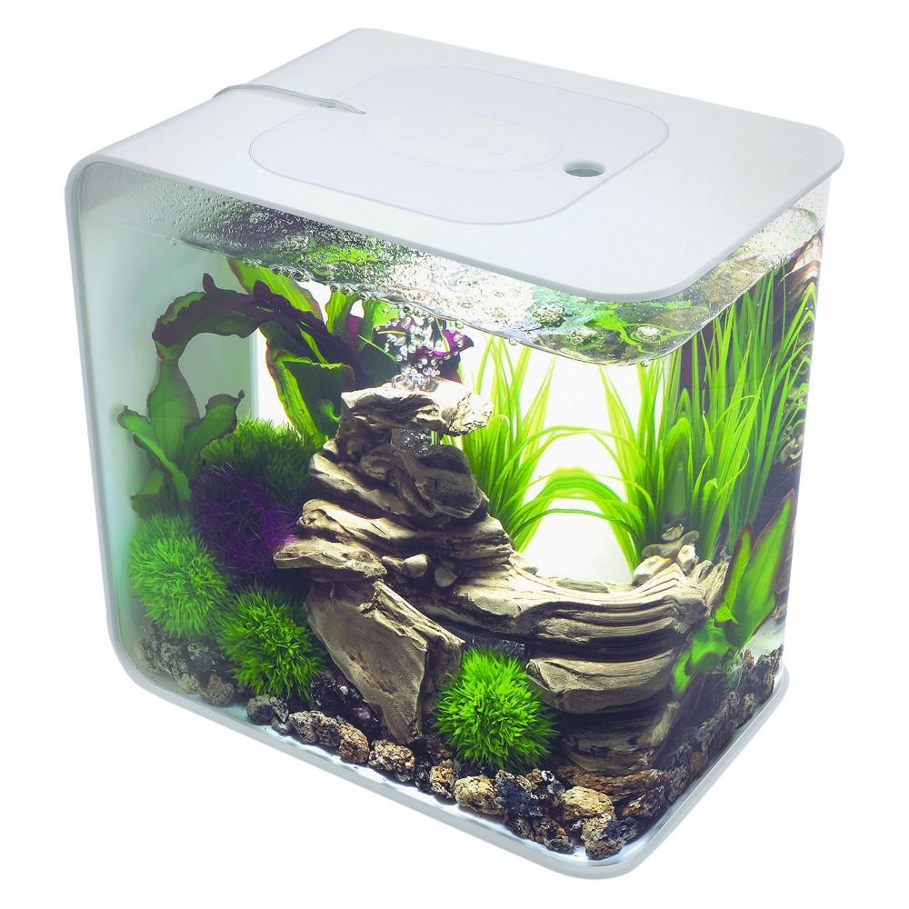 fish tank lighting ideas. BiOrb Flow 30 With Led Lights Aquarium - White Fish Tank Lighting Ideas C