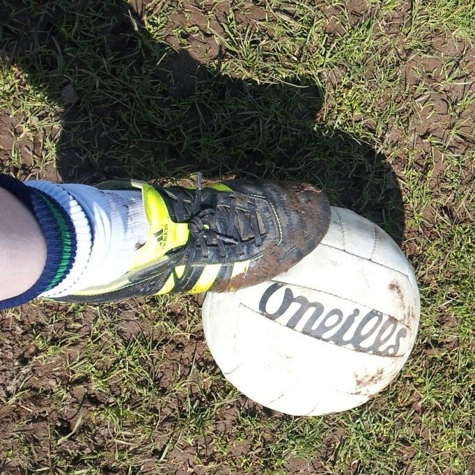 Kick about!